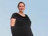 Schwangerschaft Abendkleid, Galakleid
